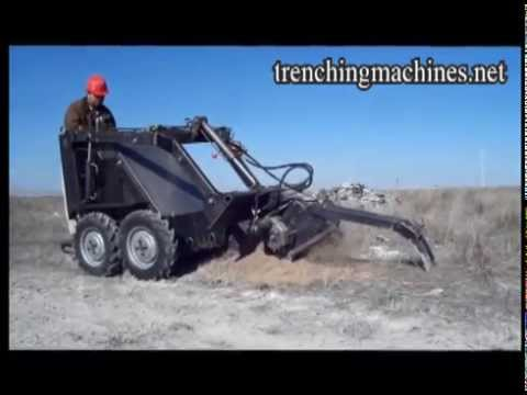Mini Trencher Trenching Machines
