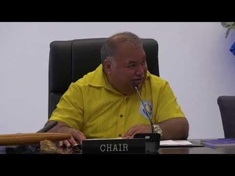 SIS Opening Remarks from H.E. Baron Divavesi Waqa, President of the Republic of Nauru