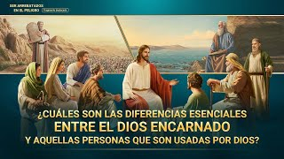 """Película evangélica """"Ser arrebatado en el peligro"""" Escena 8 - ¿Cuáles son las diferencias esenciales entre el Dios encarnado y aquellas personas que son usadas por Dios?"""