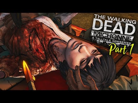 """The Walking Dead: Michonne - E2P1 - """"I'm Not Gonna Lie To You..."""""""