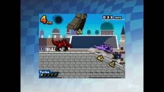 Monster Racers Nintendo DS Trailer - E3 2009: Race Trailer