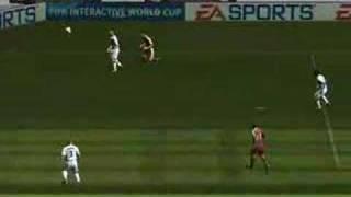 FIFA Manager 07 goals