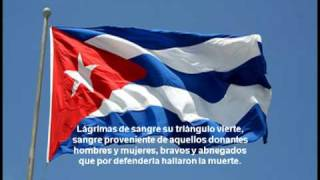 "Cuba-  ""Mi Bandera "" C G"