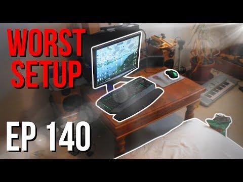 Setup Wars - Episode 140 | Worst Setup Edition