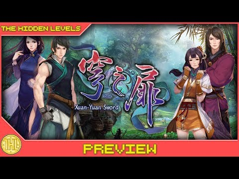 Xuan Yuan Sword: The Gate of Firmament - Five Colored Chirping Bamboo (Xbox One)