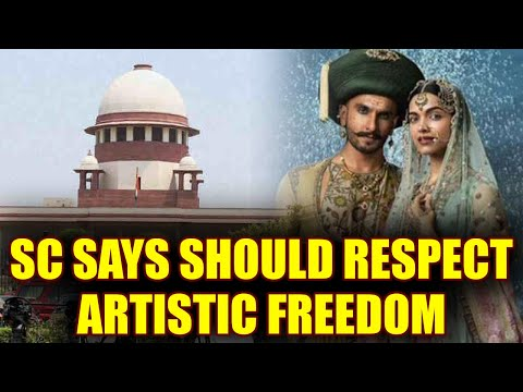 SC court directs courts to be slow when interfering with artistic freedom | Oneindia News