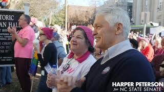 2018 Women's March, Wilmington NC
