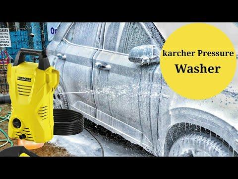 Karcher k2 | Portable Car Wash Machine | Karcher Car Wash Machine