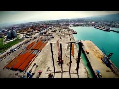 APN-GLF | Reconstruction du Port Int'l de Port-au-Prince.-