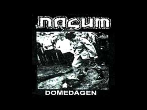 Nasum distortion disinformation from domedagen demo