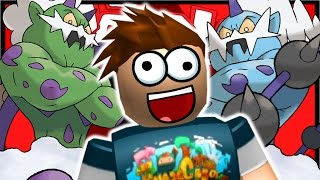 THUNDURUS & TORNADUS LEGENDARY RELEASE!! | Roblox Pokemon Brick Bronze | Ep 28