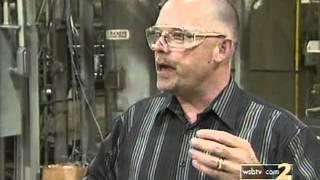 WSB-TV Georgia talks to Renmatix's CTO Fred Moesler