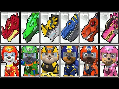 Paw Patrol Air Adventure + Dino Robot Corps | Full Game Play