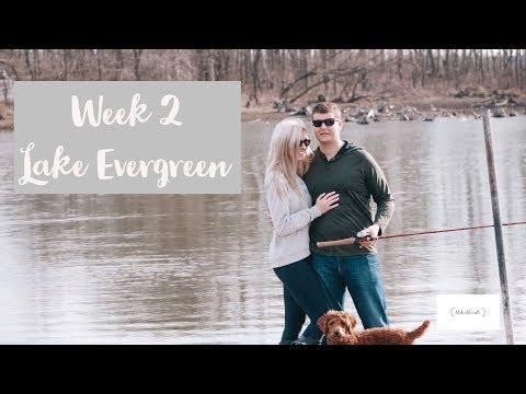 Week 2 | Evergreen Lake