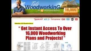 Woodworking Plans - 16000 Plans. Is It Worth To Buy It Or Not?