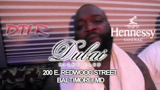 Rick Ross Coming to Bmore Comcast TV Commercial Edited by Akio Evans