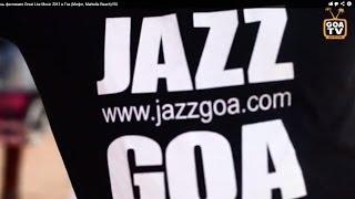 1-ый джаз-день фестиваля Great Live Music 2013 в Гоа (Morjim, Marbella Beach)  RU
