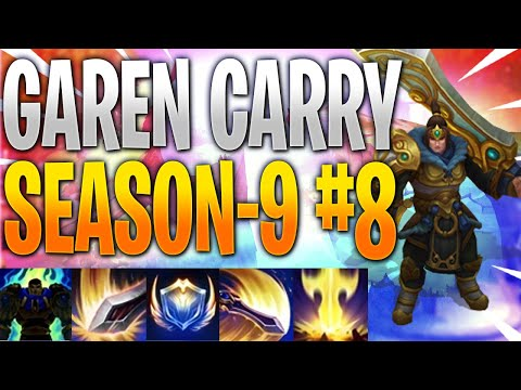 League of Legends Garen Carry S9