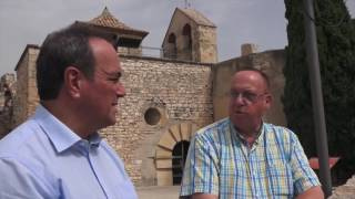 Diàlegs al castell: Joan Olivella, regidor de CiU