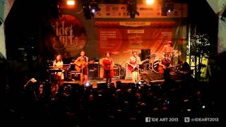 """Aksi Kucing"" by White Shoes And The Couples Company - IDE ART 2013"