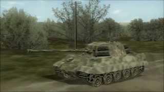 Panzer Elite - Ostpak / PE 3 Tribute video