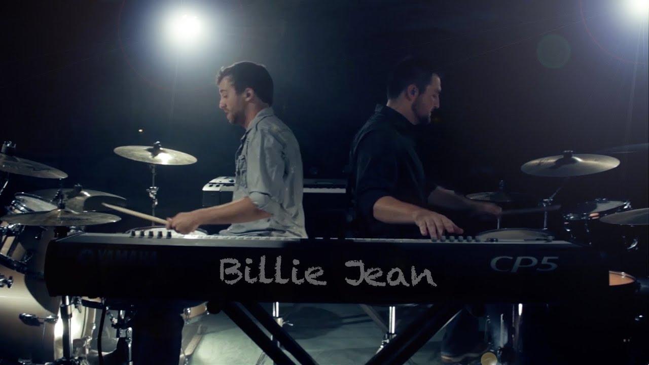 Billie Jean - Michael Jackson - Michael Henry & Justin Robinett Dueling Piano / Drum Cover