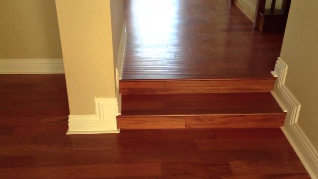 Brazilian Cherry Wood Flooring 9497166611 In Orange
