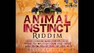 Animal Instinct Riddim Instrumental |Kurt Riley (For TECHNIQUES) -