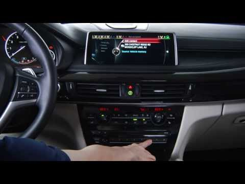 BMW: How to Save Station Presets and Other Functions to Memory Buttons