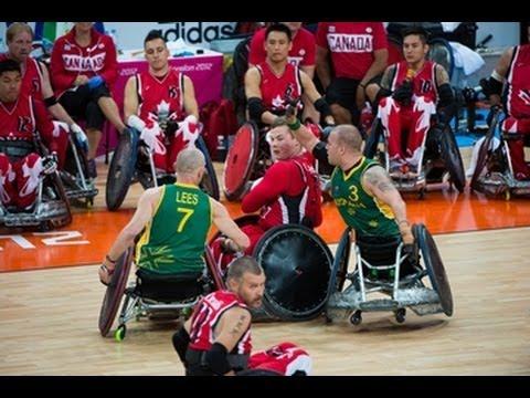 Sport A-Z: Wheelchair Rugby