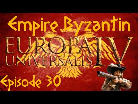 Europa Universalis IV - L'Empire Byzantin - Episode XXX thumbnail