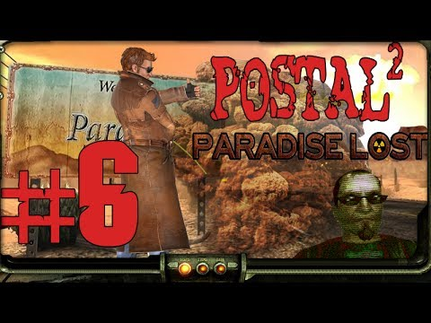 6) Postal 2: Paradise Lost DLC Playthrough | Thanks for the Zombies, VINCE |