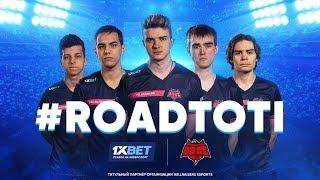 1xBet Esports x HellRaisers Esports Road to #TI10 Stockholm