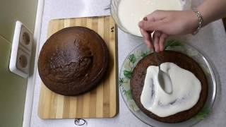"""Торт """"Кучерявый Пинчер"""" Готовим вкусно! Просто! Легко! (Cake """"Сurly Pinscher"""")"""