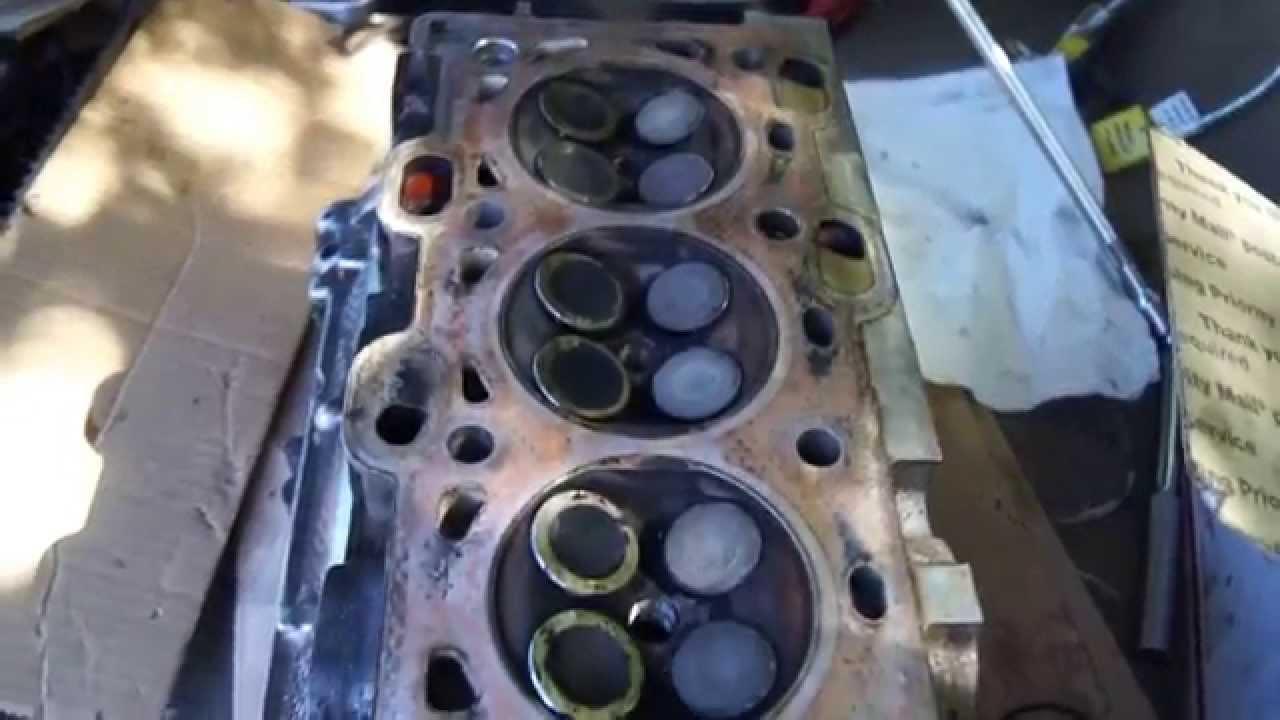 Volvo V70 B5244S Interference Engine
