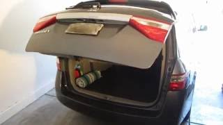 How to Replace the LIftgate Motor on a 2011-2015 Honda Odyssey EXL
