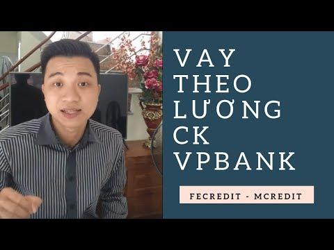 Gói Vay Theo Lương VPBANK 0.9% - 1.5%/ Tháng