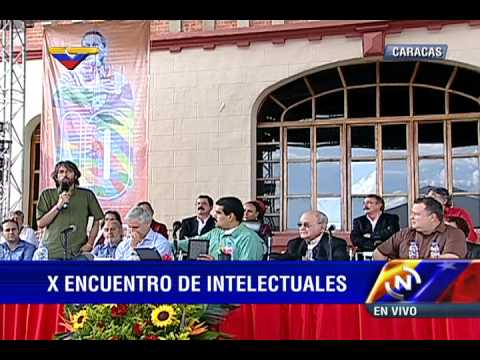 "Min. Reinaldo Iturriza presenta libro ""Pensamiento Económico de Hugo Chávez"" de Alfredo Serrano"