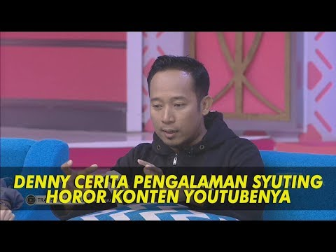 BROWNIS - Denny Cagur Cerita Pengelamannya Syuting Konten Horor di Youtubenya (10/7/19) Part 1