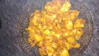 Quick & Easy Aloo ki Sukhi Bhaji , Sukhi Batatyachi Bhaji , Tasty Aloo ki Sukhi Bhaji .