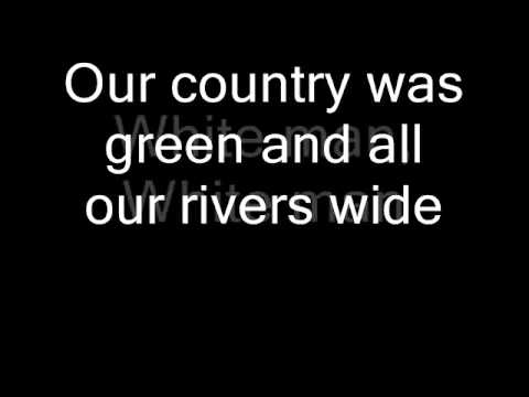 Queen - White Man (Lyrics)