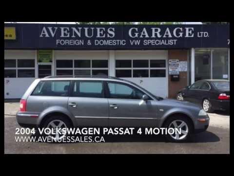 2004 Passat wagon for sale in Ottawa Ontario