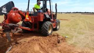 Aussie Trenching