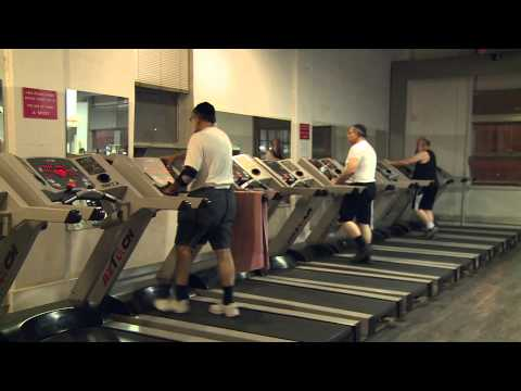 Kosher Gym - Orthodox workout center in Jerusalem - Mael Benoliel for I24news (french version) 2013