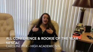 Caroline Rice - Bowdoin College