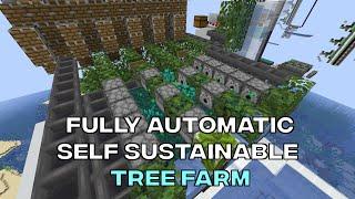 Self Sustainable Tree Farm