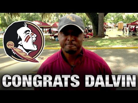 FSU Legend Warrick Dunn Congratulates Dalvin Cook On Breaking His Record