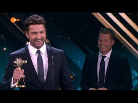 Gerard Butler Goldene Kamera 2016
