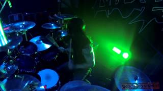 Tim Yeung - Morbid Angel - Vengeance is Mine - 11/18/2013