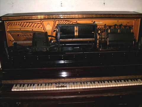 Welte-Mignon Piano Rolls: The Blue Danube, Arabesque - Josef Lhevinne